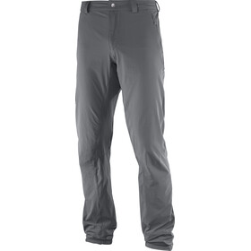 Salomon Wayfarer Incline lange broek Heren grijs